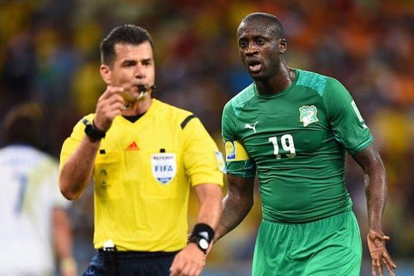 Παγκόσμιο Κύπελλο Ποδοσφαίρου - Φάση των 16: Σκάνδαλο με Ελλάδα για Τουρέ