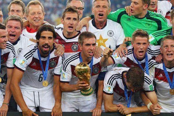 Παγκόσμιο Κύπελλο Ποδοσφαίρου 2014 - Τελικός: «Ήμασταν οι καλύτεροι»
