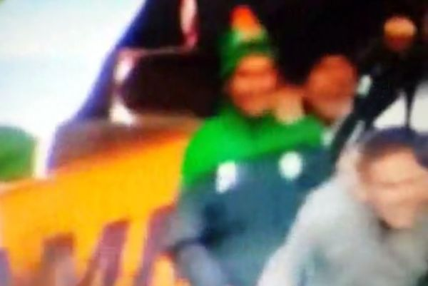 Σέλτικ: Οπαδός έπεσε στο κενό μετά από το γκολ (video)
