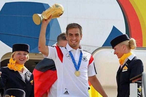 Μουντιάλ 2014 - Γερμανία: Αποσύρεται ο Λαμ