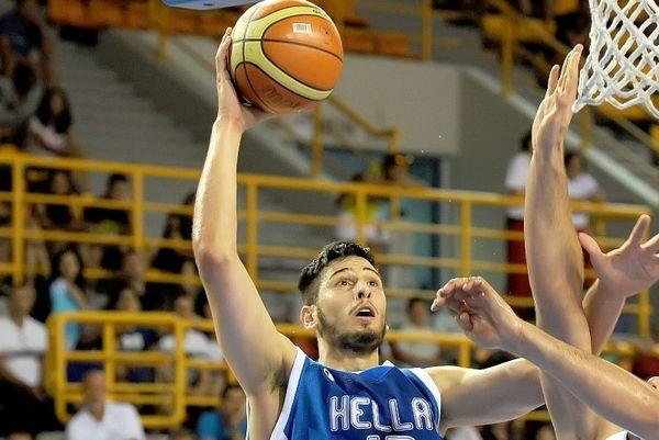 Εθνική Μπάσκετ Νέων Ανδρών: Στο Top 5 ο Καμπερίδης (video)