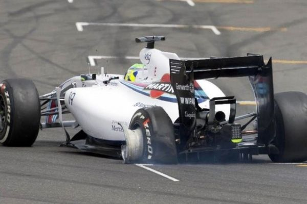 Formula 1: Ατύχημα για Μάσα (video)