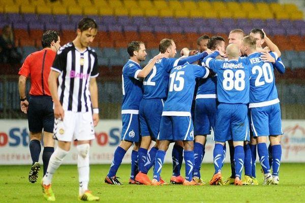 Europa League: Βήμα πρόκρισης για Ντιναμό Μινσκ