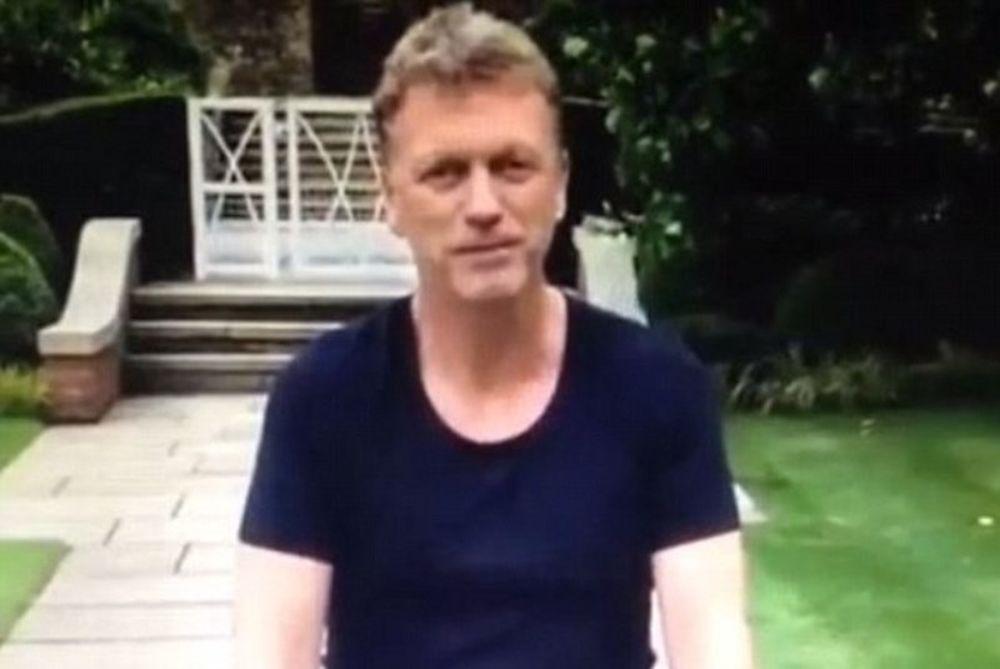 Ντέιβιντ Μόγιες: «Ξεψάρωσε» και... μπουγελώθηκε! (video)