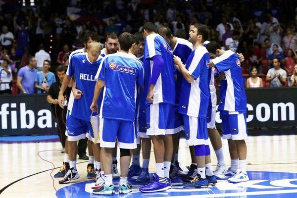 Μουντομπάσκετ 2014: Η προϊστορία Ελλάδα - Πουέρτο Ρίκο