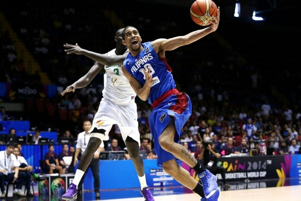 Μουντομπάσκετ: Σενεγάλη - Φιλιππίνες 79-81, παράταση (photos)