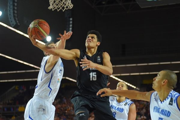 Mundobasket 2014: Φινλανδία - Νέα Ζηλανδία 65-67 (photos)
