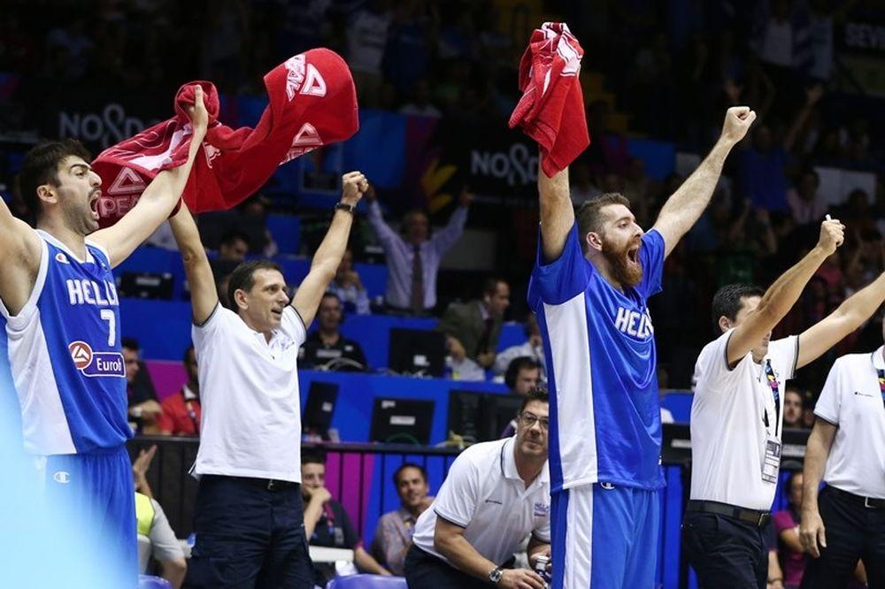 Μουντομπάσκετ 2014: Τα ζευγάρια της φάσης των «16»