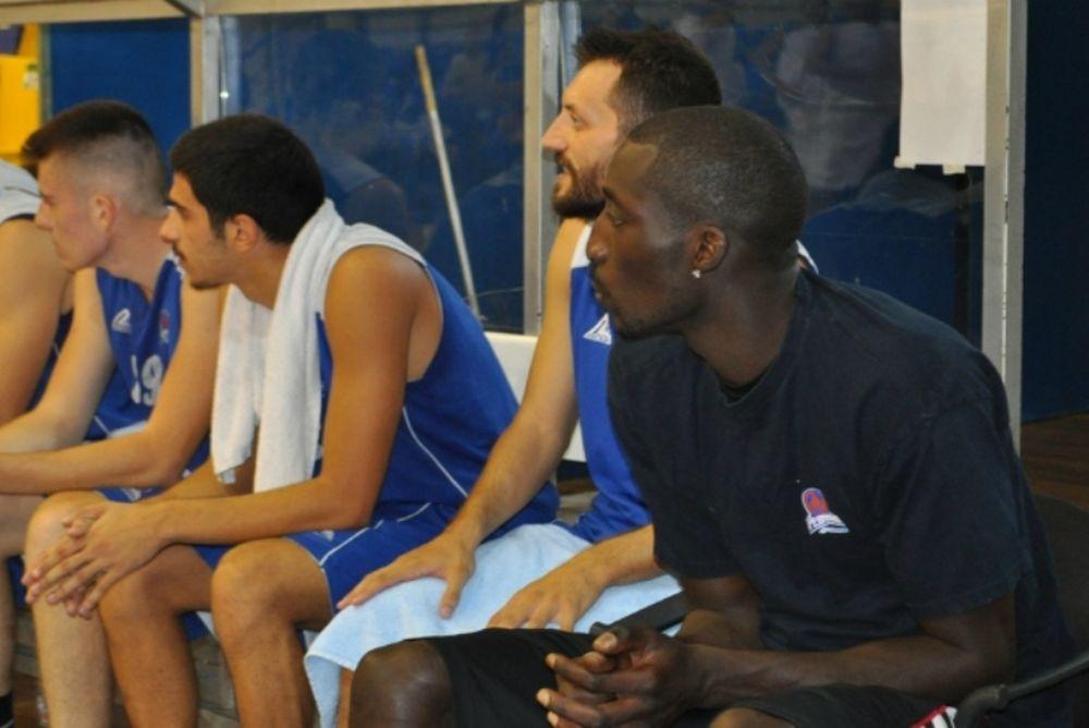 Φαγέ: «Από το Μουντομπάσκετ στο Ρέθυμνο»