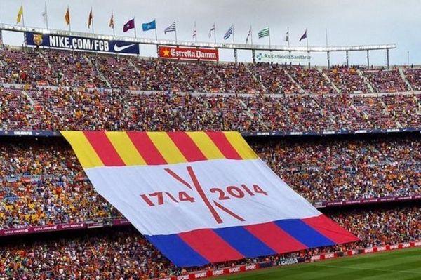 Μπαρτσελόνα: Το καταλανικό κορεό (photos+video)