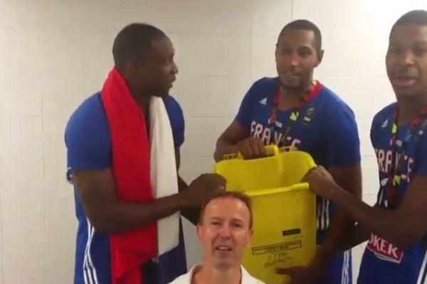 Παγκόσμιο Κύπελλο Μπάσκετ 2014: Μπουγέλωσαν τον Κολέ οι Γάλλοι! (video)