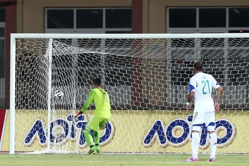 ΑΕΛ Καλλονής - Παναθηναϊκός 1-0: Το γκολ του αγώνα (video)