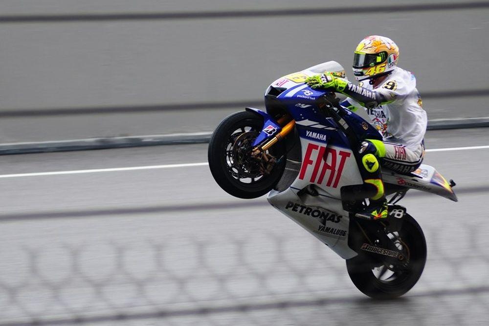 Moto GP: Μεγάλη νίκη για Ρόσι!