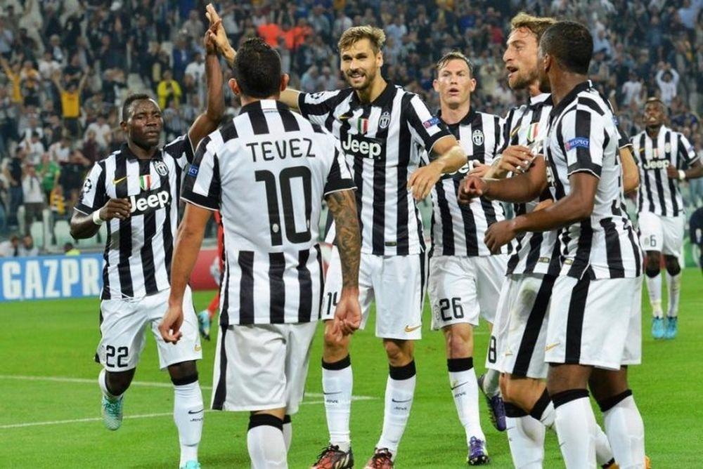 Γιουβέντους – Μάλμε 2-0 (videos)