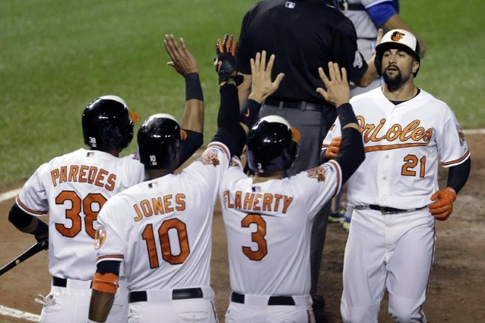 MLB: Στην postseason και οι Όριολς (videos)