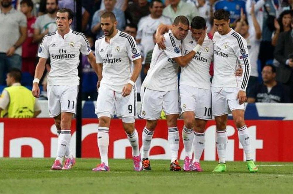 Ρεάλ Μαδρίτης: Ρεκόρ με 1000 ευρωπαϊκά γκολ!