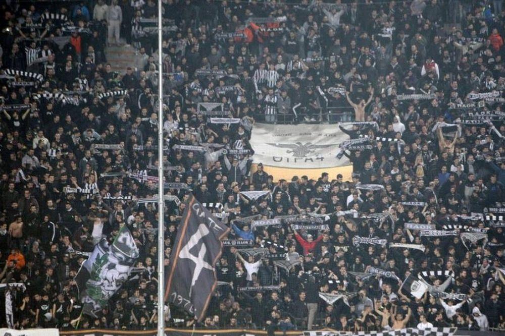 ΠΑΟΚ: «Καμπάνα» από την UEFA