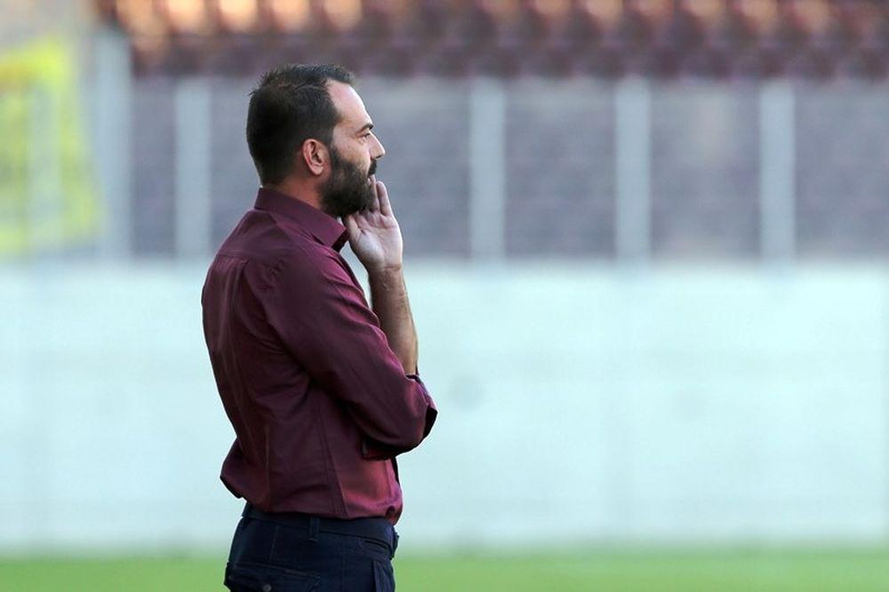 Παναγόπουλος: «Άνοδος μαζί με την ΑΕΚ»