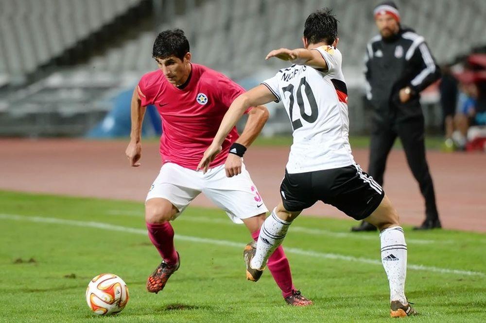 Μπεσίκτας-Αστέρας Τρίπολης 1-1 (photos)