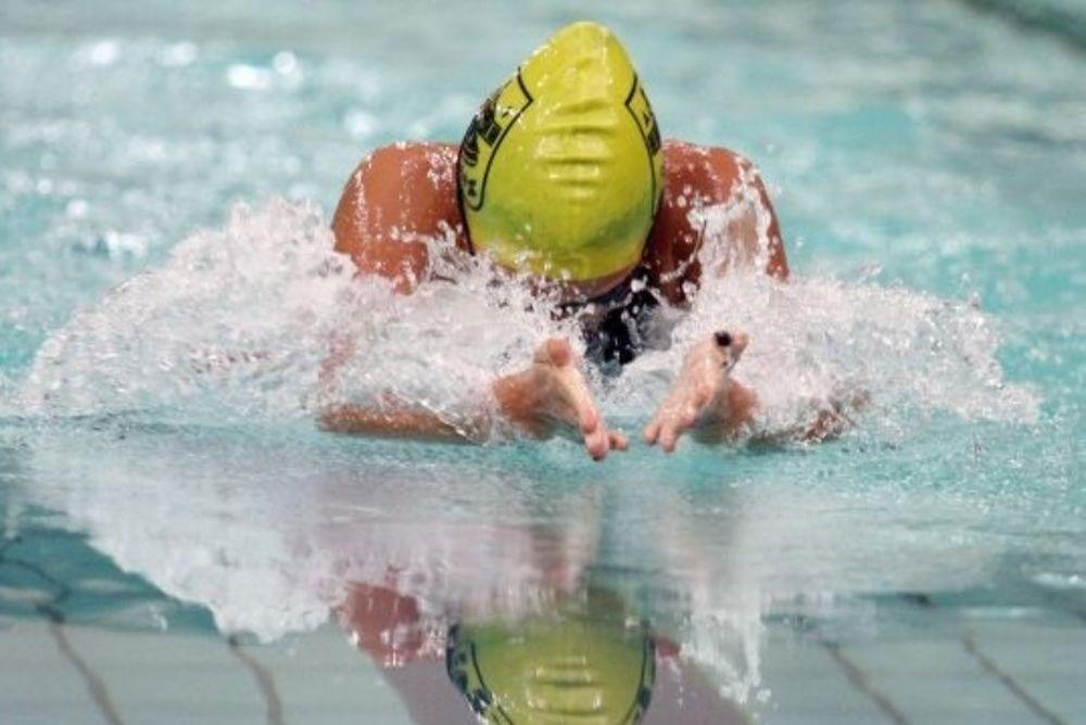 Κολύμβηση: Ο Κραουνάκης για όλα