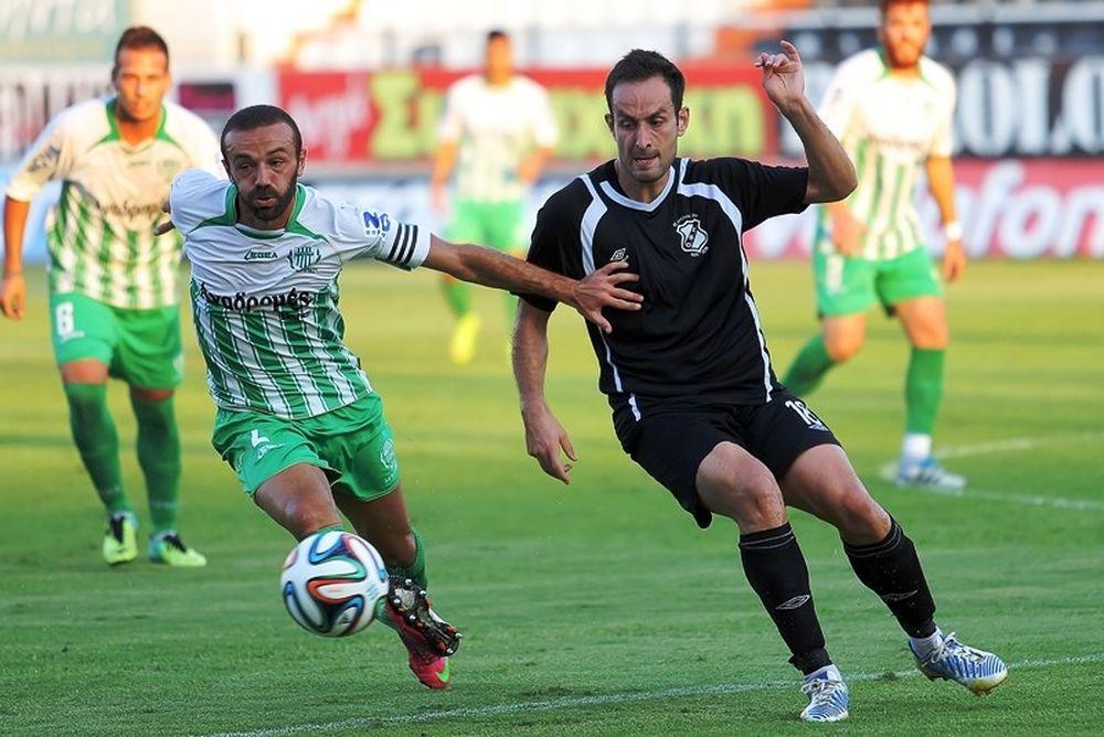 Λαμπρόπουλος: «Με πάθος και δύναμη κόντρα σε Ατρόμητο»