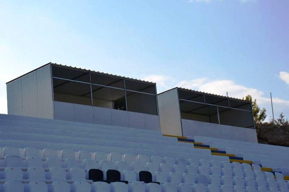 Ερμιονίδα: Μεταμορφώθηκε το γήπεδο (photos)