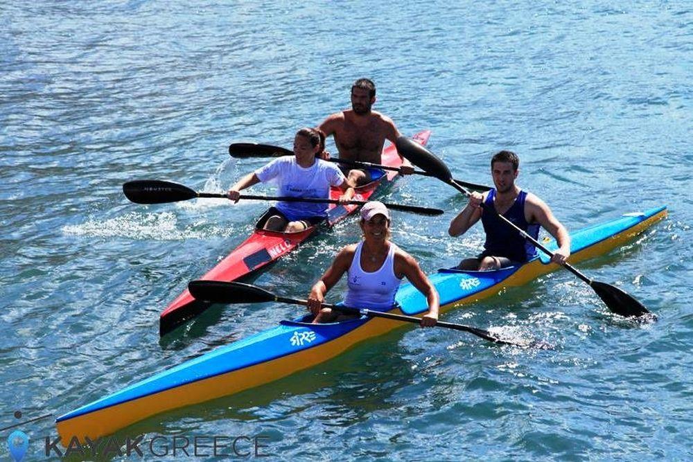 Κανόε Καγιάκ: Επιτυχημένο το τουρνουά Λακωνίας