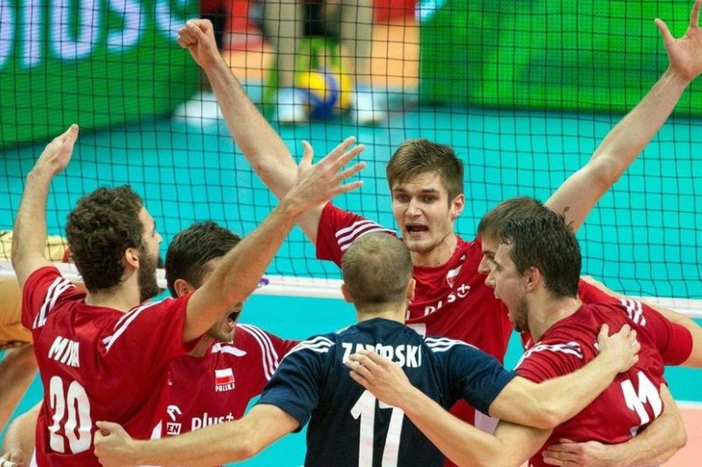 Παγκόσμιο Πρωτάθλημα Βόλεϊ: Πολωνία – Βραζιλία ο τελικός! (photos)