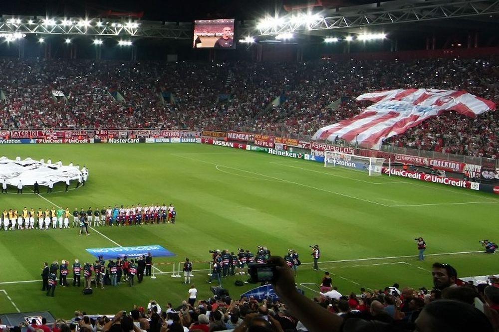 Ολυμπιακός: Από Δευτέρα τα εισιτήρια με Μάλμε