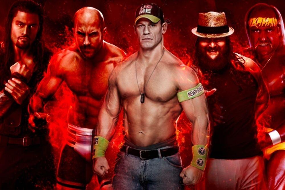 WWE 2K15: Διαθέσιμο από τις 31 Οκτωβρίου