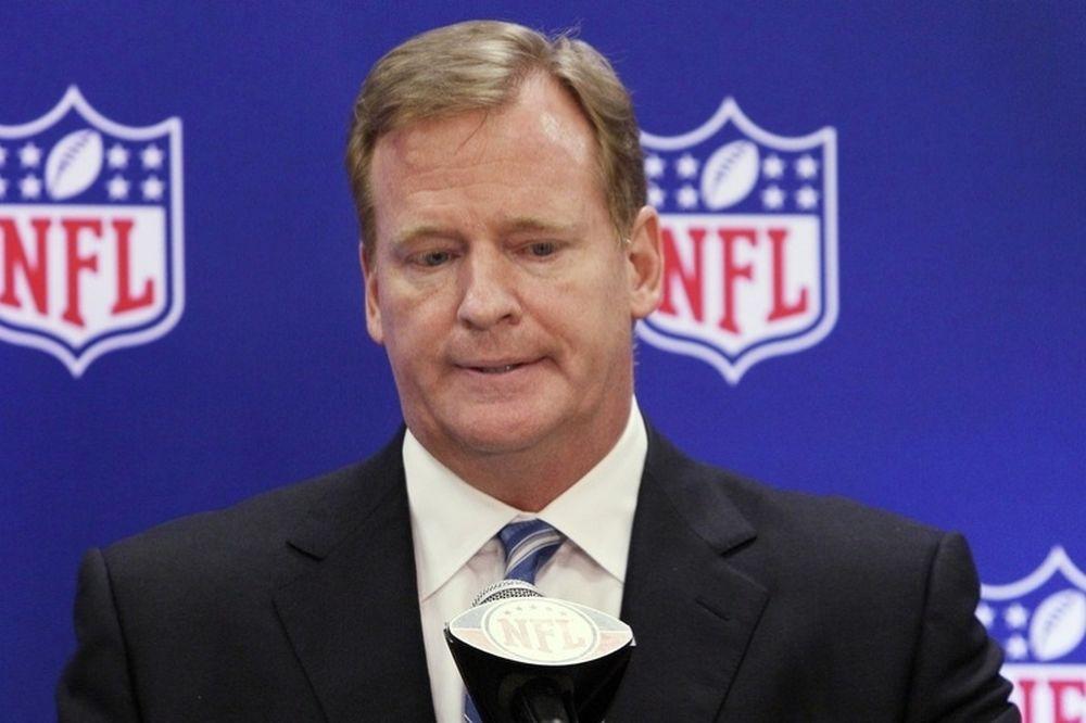 NFL: Προσαρμογές ετοιμάζει ο Goodell