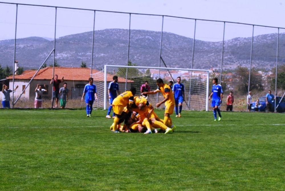 Αστέρας Τρίπολης-ΑΕΛ Καλλονής 1-0 (Κ20)