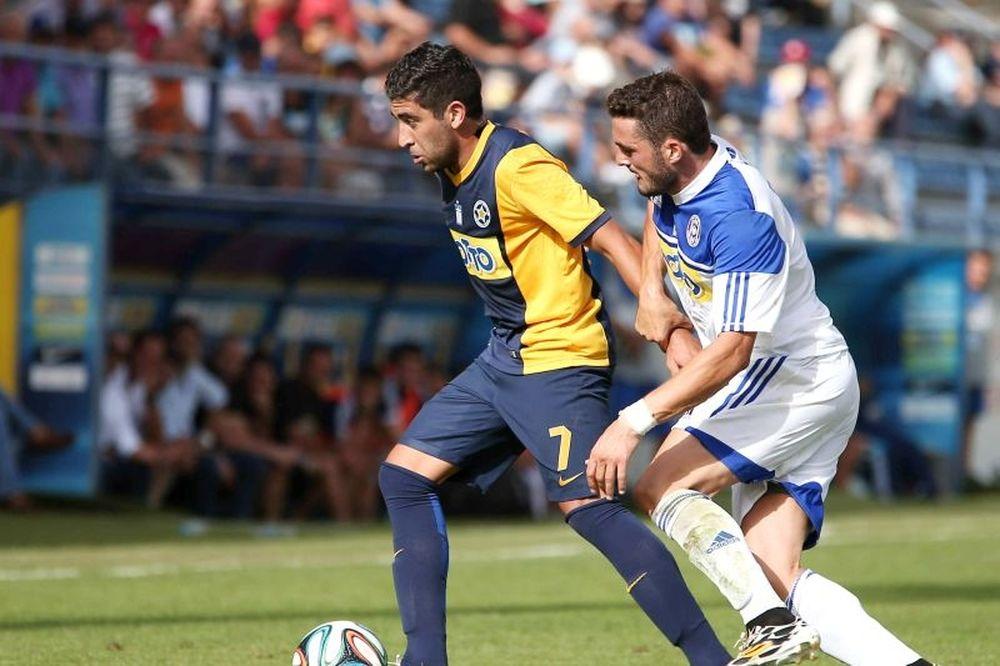 Αστέρας Τρίπολης – Καλλονή 1-0: Το γκολ και οι καλύτερες φάσεις (video)
