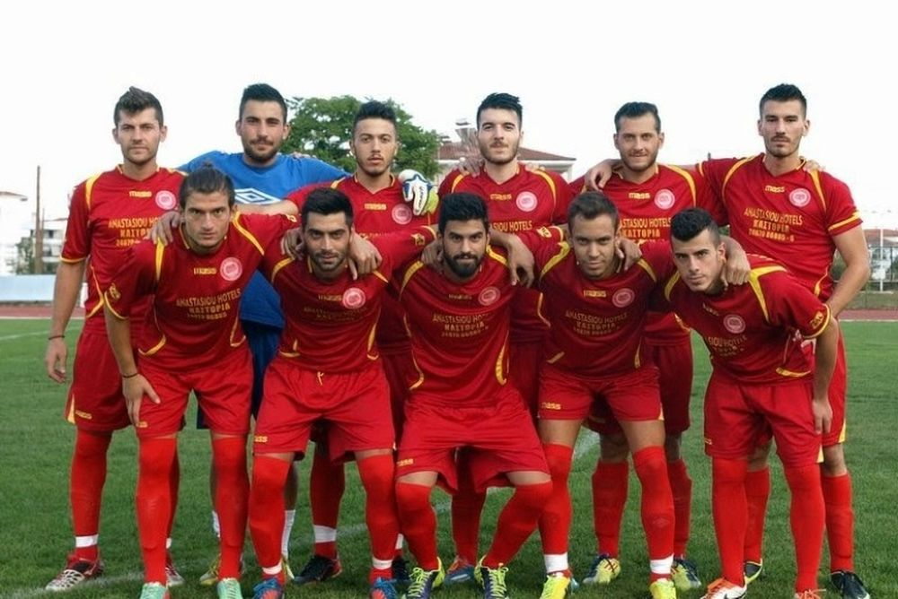 Καστοριά – Εθνικός Ν. Αγιονερίου 0-0