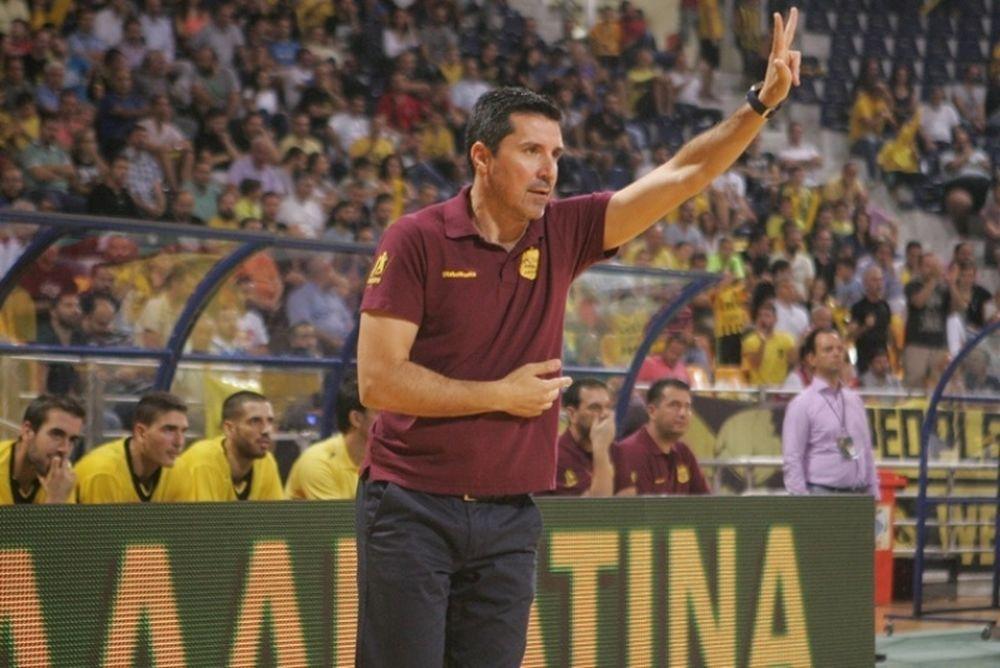 Πρίφτης: «Μας ενδιαφέρει το Κύπελλο Ελλάδας»