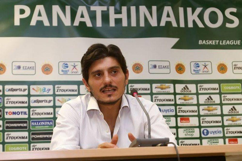 Δ. Γιαννακόπουλος: «Στόχος το νταμπλ ως συνήθως»