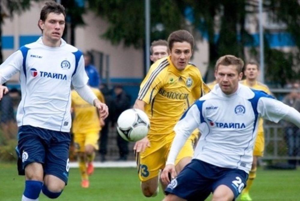 Ζωντανή η Μινσκ, 0-0 με ΜΠΑΤΕ