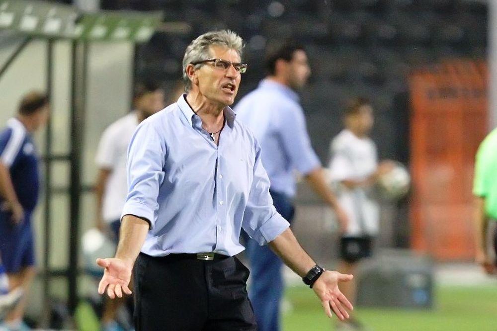 Αναστασιάδης: «Μπορούσαμε να είχαμε καθαρίσει το ματς»