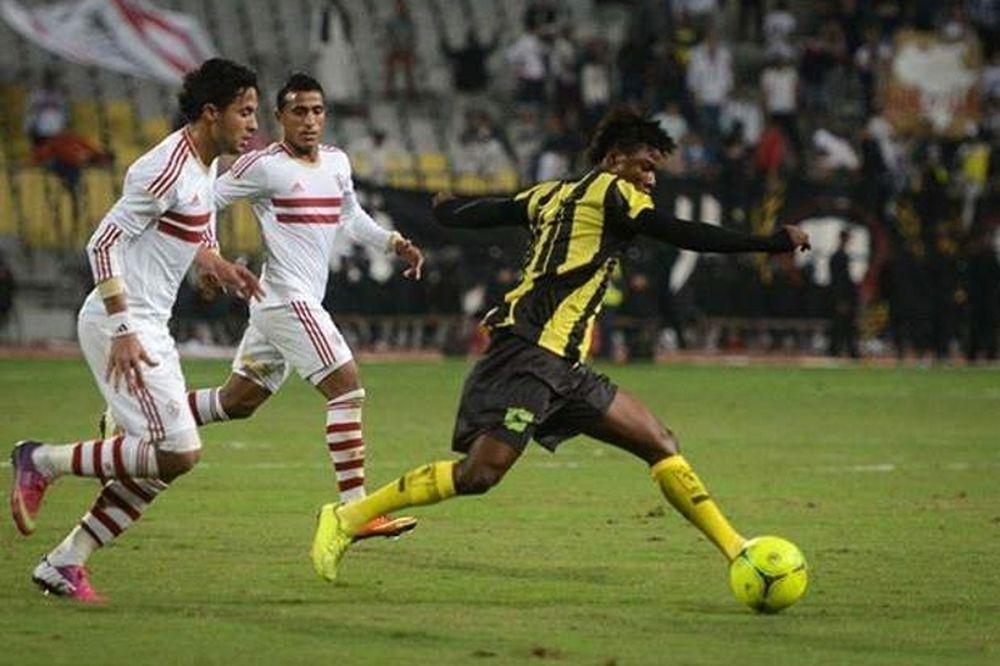 CAF Champions League: Ισχνό προβάδισμα για Βίτα Κλαμπ
