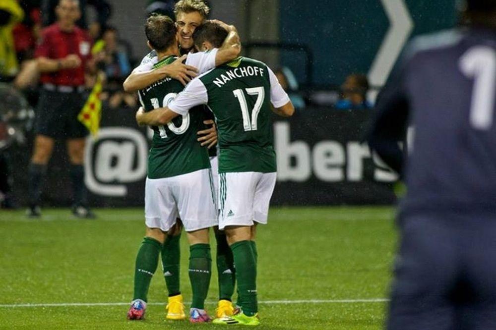 CONCACAF Champions League: Μισή ντουζίνα για τους Τίμπερς (videos)