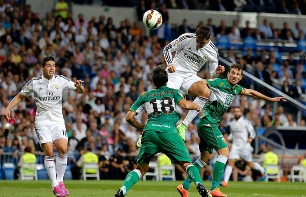 «Βασιλιάς» του γκολ στη Ρεάλ  ο Κριστιάνο Ρονάλντο (video+photos)