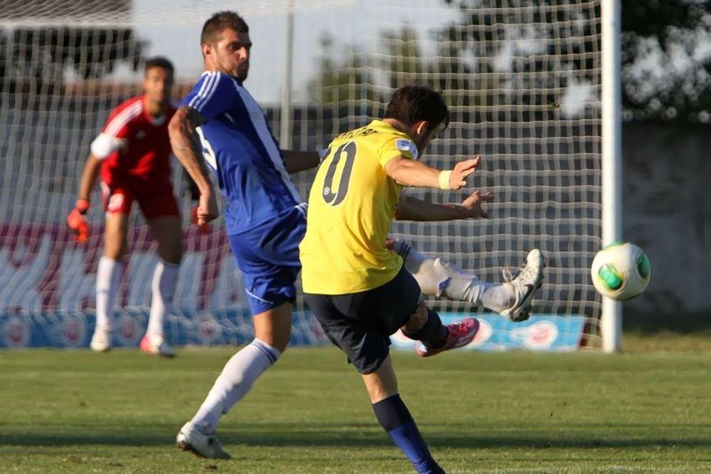 Αιγινιακός - Αστέρας Τρίπολης 1-4: Τα γκολ του αγώνα (video)