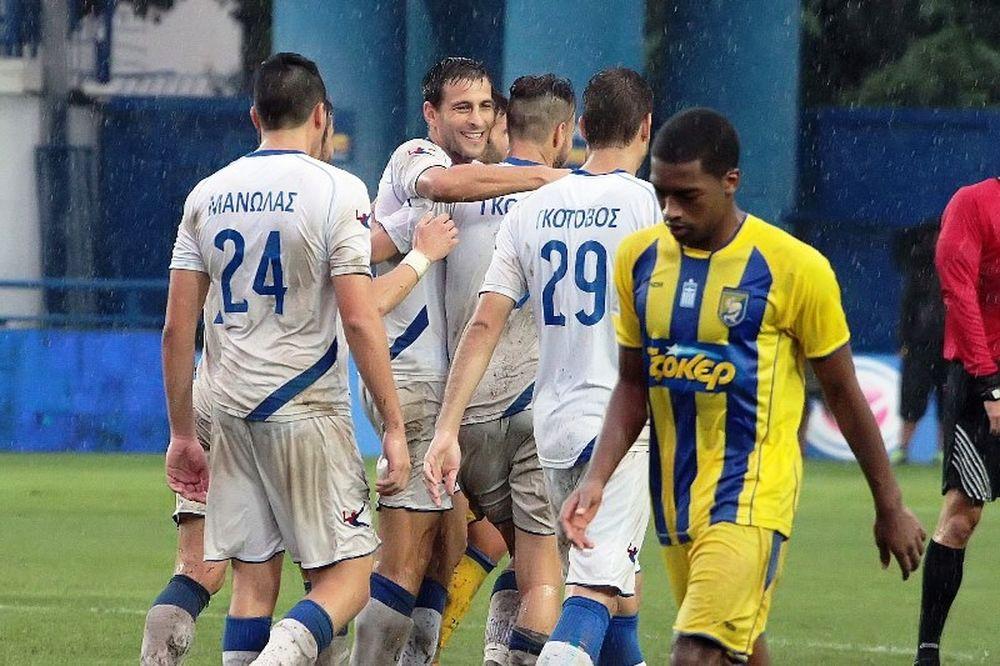 Παναιτωλικός – Χανιά 0-1: Το γκολ και οι καλύτερες φάσεις (video)