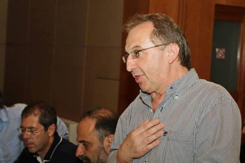 Παπακωνσταντίνου: «Δεν είναι ανταγωνιστικό με τον Πανιώνιο»
