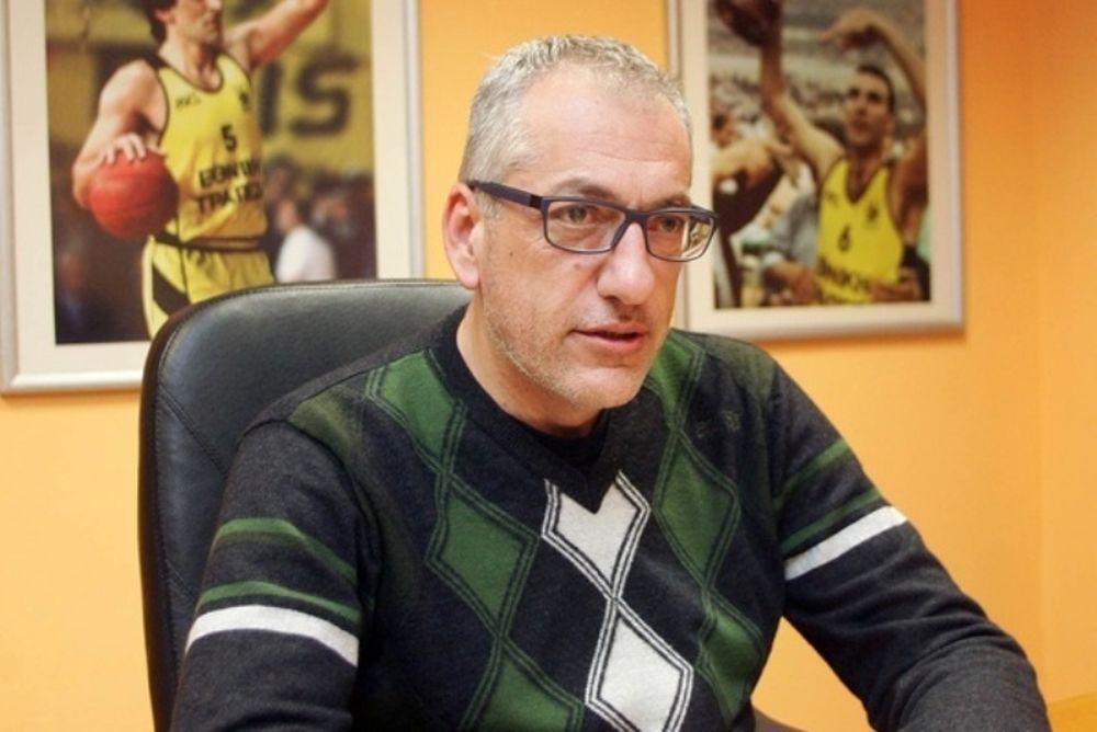 Αρβανίτης: «Τώρα όλοι θέλουν να έρθουν στον Άρη»