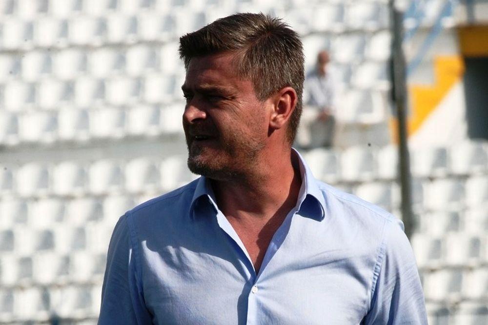 Δερμιτζάκης: «Να βελτιώσουμε την άμυνα»