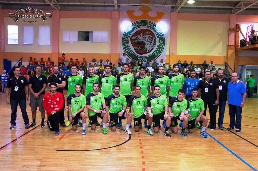 Α.Ο. Διομήδης  Άργους: Πρωτάθλημα ξανά!