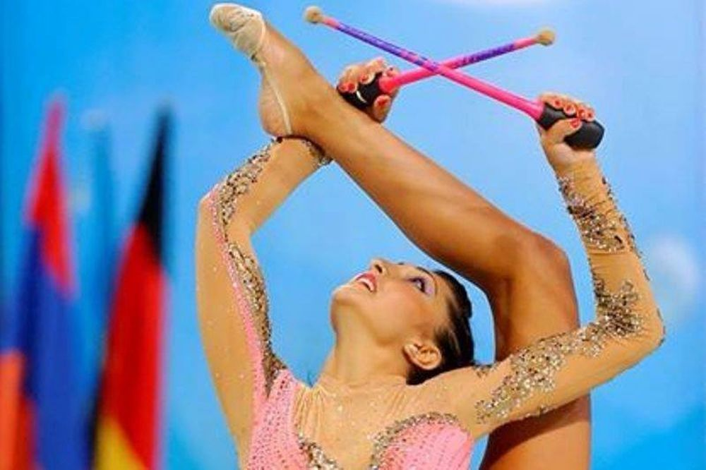 Παγκόσμιο Ρυθμικής Γυμναστικής: 20ή η Φίλιου