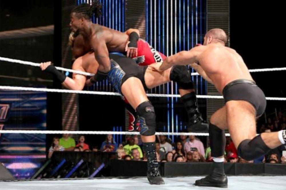 SmackDown: Άδικος κόπος για Cesaro! (photos+videos)