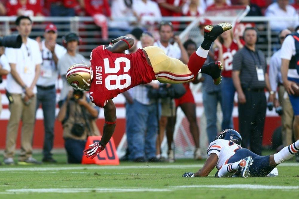 NFL: Αμφίβολος ο Davis των 49ερς